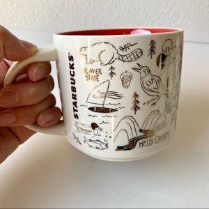 Starbucks Oregon Been There Series Mug